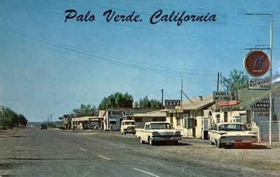 Palo Verde Historical Museum Presents: A look back at Palo Verde's history