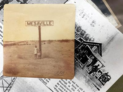 Palo Verde Historical Museum Presents: A look back at Mesaville's history