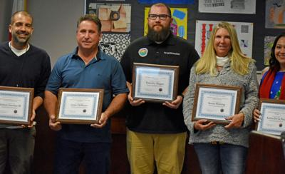 Palo Verde Unified honors 2020 Educators of the Year
