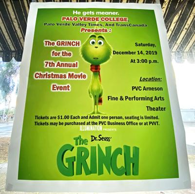 PVC presents 7th Annual Christmas Movie: Dr. Suess' The Grinch!