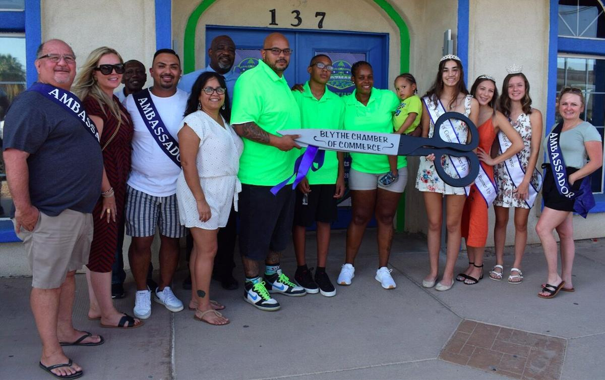 KidzMania hosts ribbon cutting, grand opening: Blythe's newest business welcomes all families