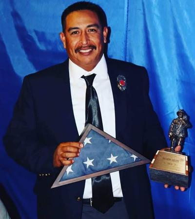 Blythe City Fire's 2019 Firefighter of the Year: Department honors local Ricardo Arzate with distinction
