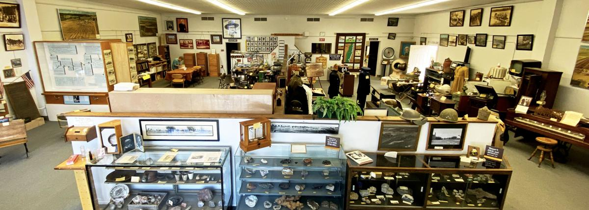 Palo Verde Historical Museum now open for winter season: 'We give the past a future'
