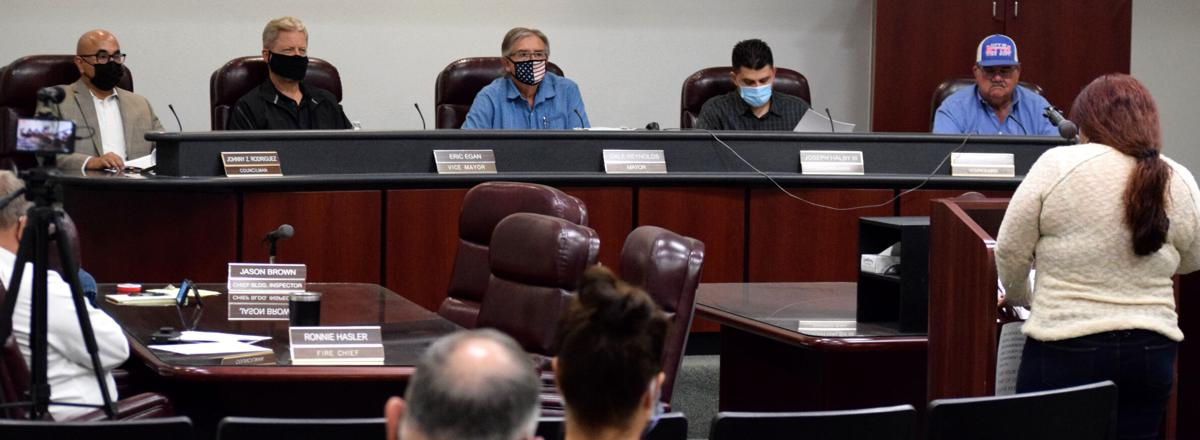 Council OKs $88K CDBG funds for 'West Side Park'