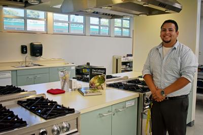 PVHS re-launches culinary program: Q&A with teacher Jon Holquin