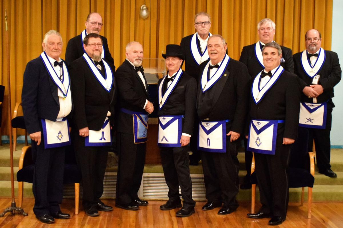Faces & Places: Blythe-Needles Lodge No. 473's 101st Annual Officers Installation