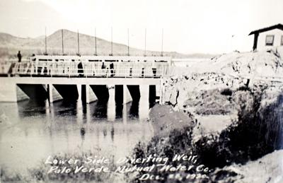 Palo Verde Historical Museum Presents: A look back at the history of Palo Verde's Dam