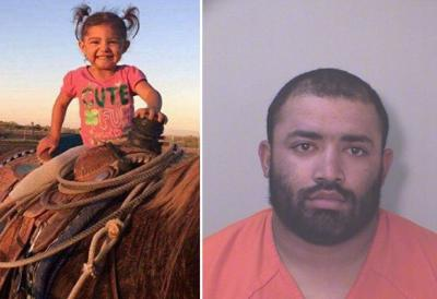 Jury finds father guilty of 3-year-old daughters murder