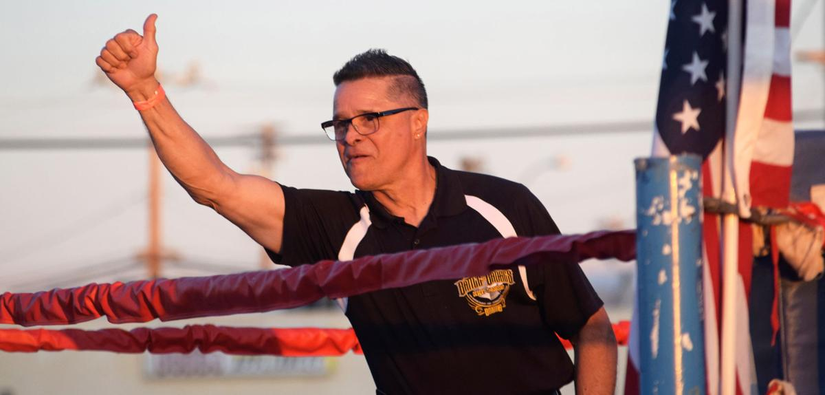 Blythe boxing returns with 'Competitive Sparring' event
