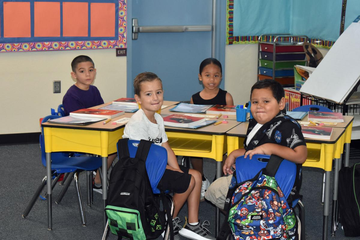 Faces & Places: School is now in session!