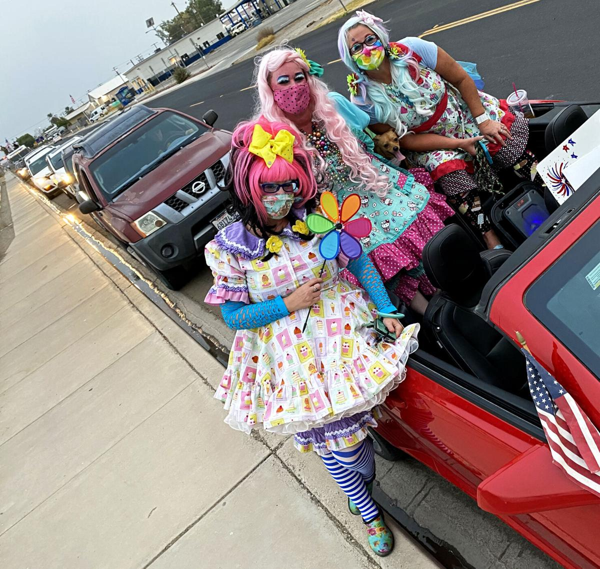 Faces & Places: Blythe Post Acute presents Labor Day Parade