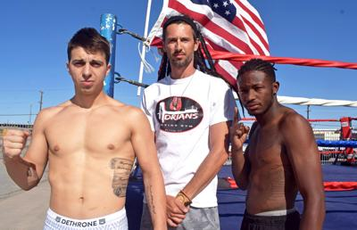 BLYTHE'S FIGHTING PRIDE: Blythe locals prep for King of the Cage 'River Wars' MMA event, May 18