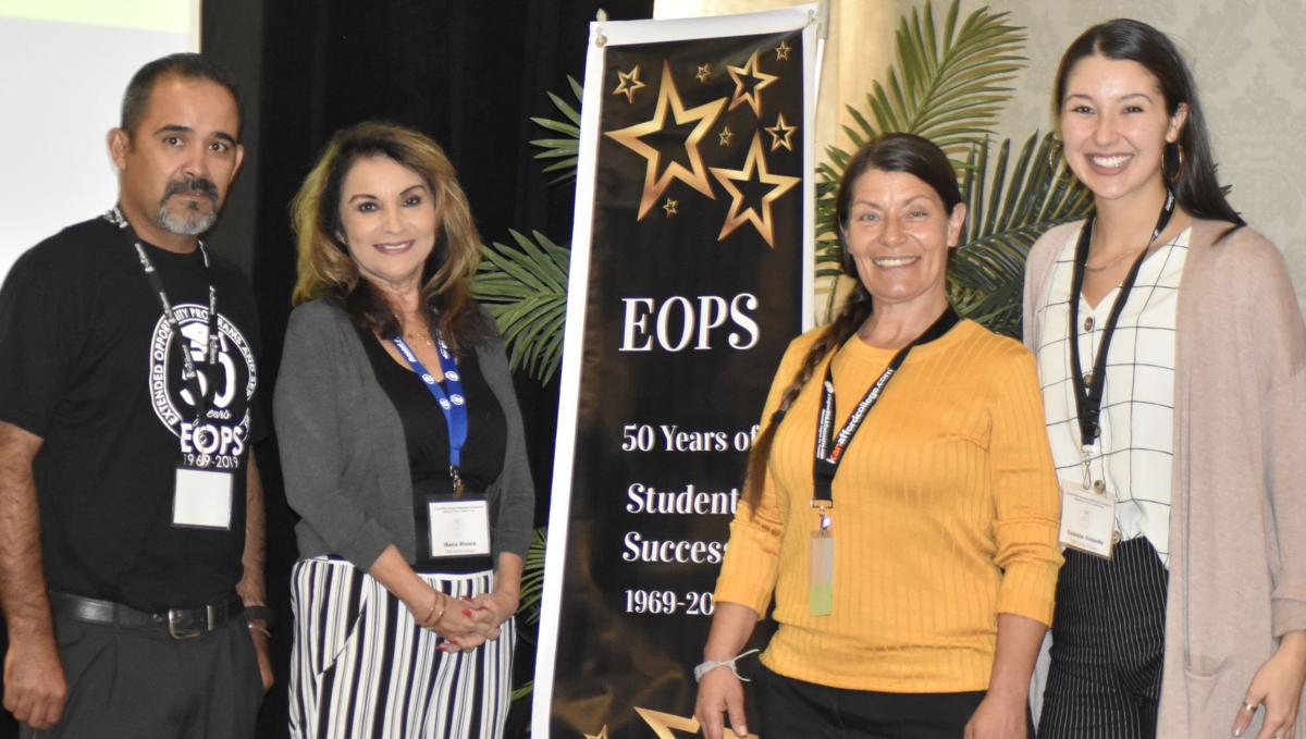 PVC student honored at CCCEOPSA's 50th Anniversary ceremony