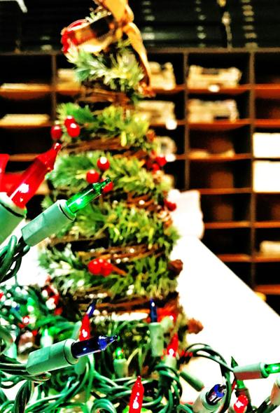 Christmas Tree Safety from the U.S. Fire Administration, NFPA, and the City of Blythe