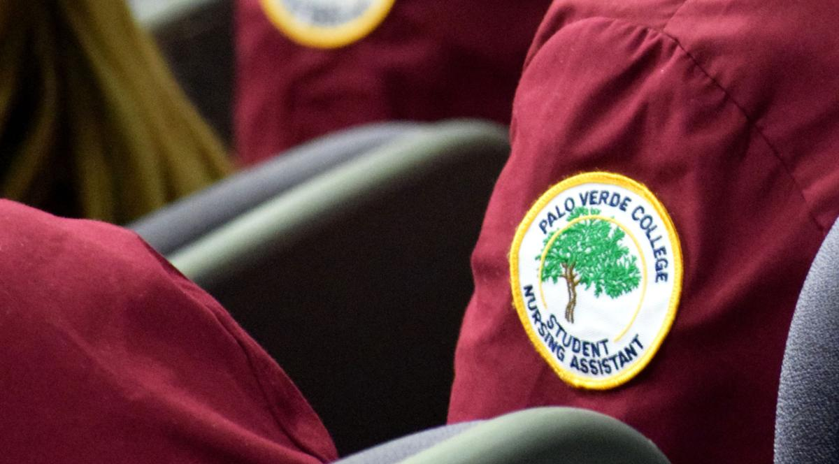 PVC hosts CNA, phlebotomy completion ceremony: 27 honored students earn pins