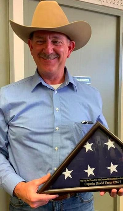 Blythe In Focus: Sheriff's Colorado River Station Capt. Teets retires, farewell Q&A