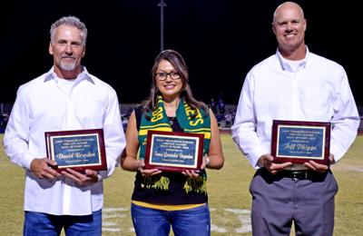 Induction of Legends: Gonzalez Dagnino, Phipps, Rowden honored into Yellow Jacket Hall of Fame