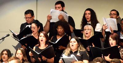 PVC Choir, renowned harpist to headline fall concert: College to feature Heidi Fleischbein Dec. 4