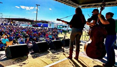 Volunteers sought for 2020 Blythe Bluegrass Festival: Organizers seek support to help staple event
