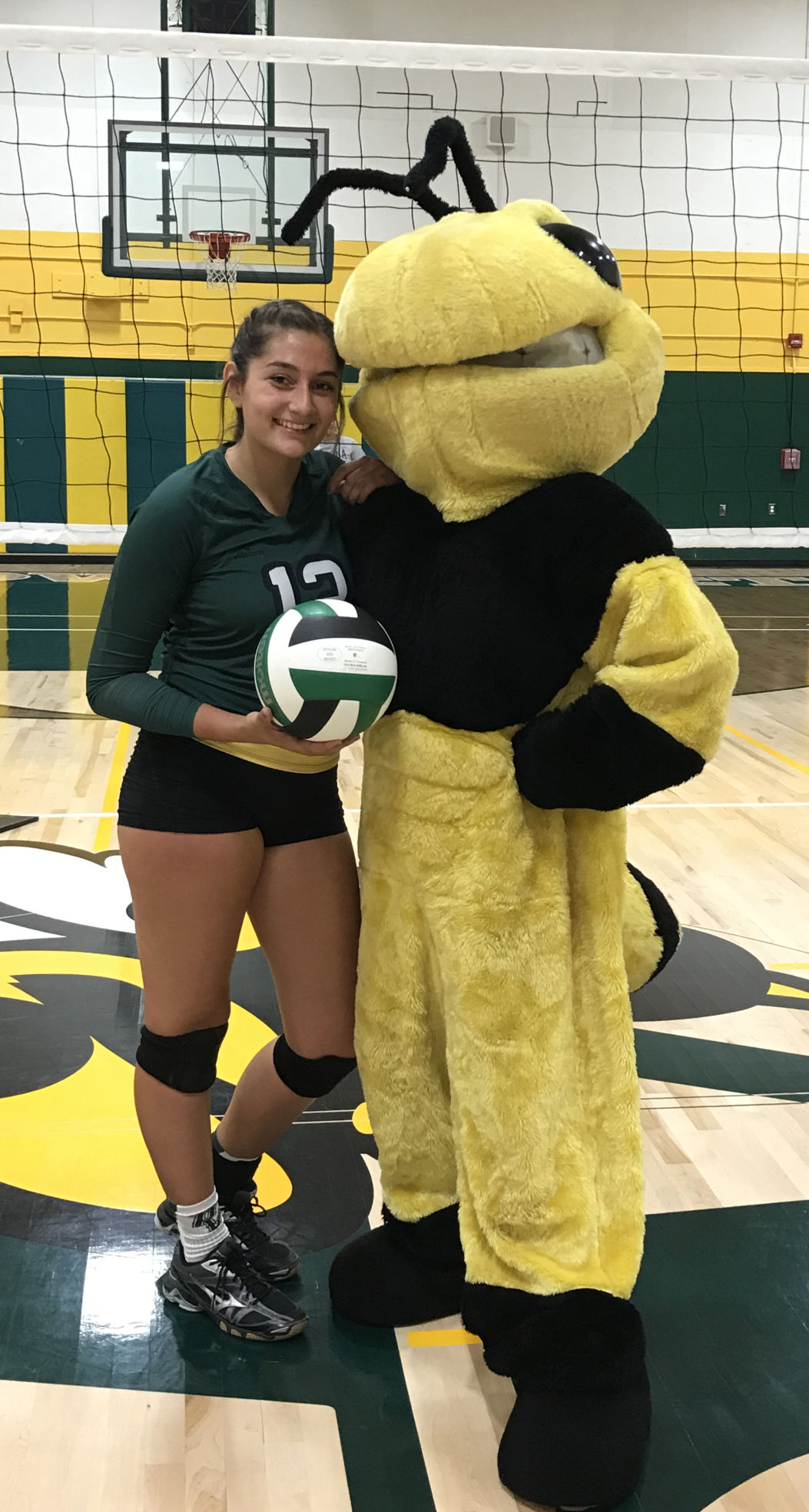 Yellow Jacket Pride: For PVHS senior Olivia Dagnino, sports are a lifelong passion