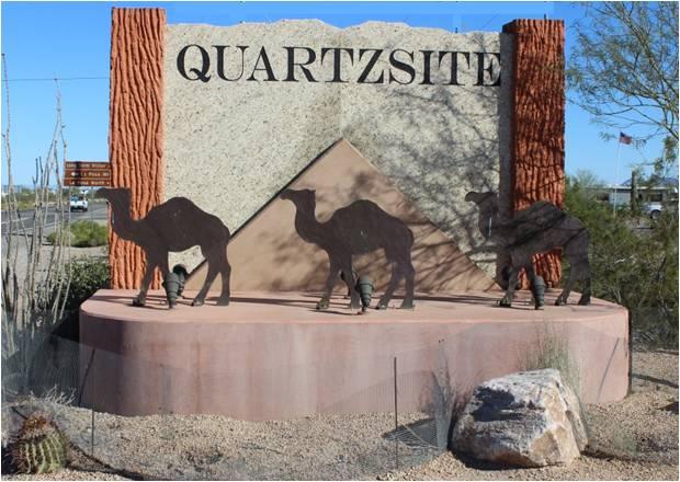 Quartzsite AZ