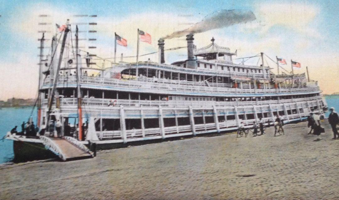 Steamboat Washington