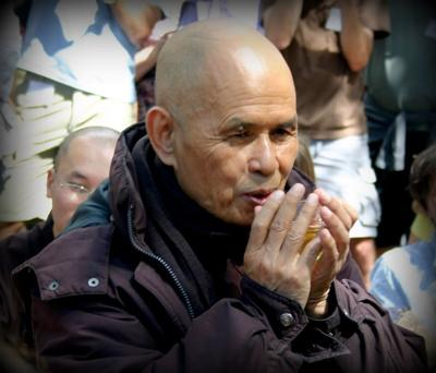 Zen master named Pacem in Terris Peace and Freedom Award recipient