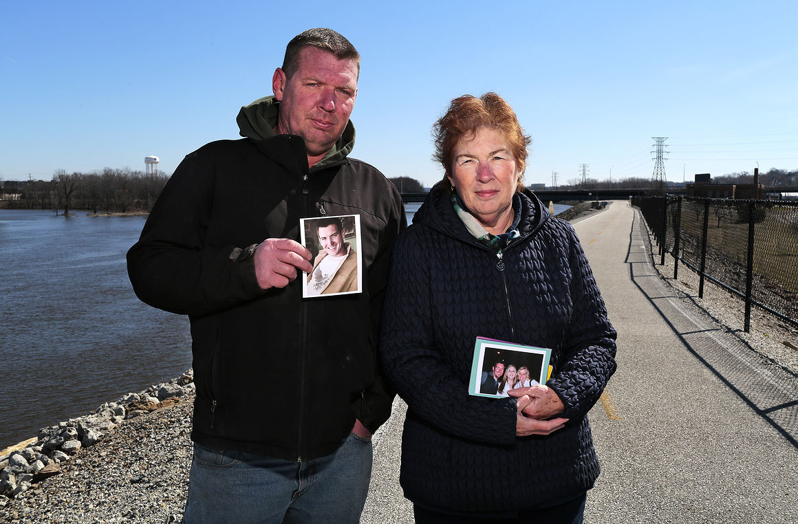 Son's death brings call for riverfront cameras