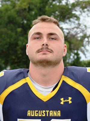 Luke Sawicki, Augustana football