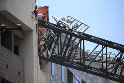 Crane Collapse Texas