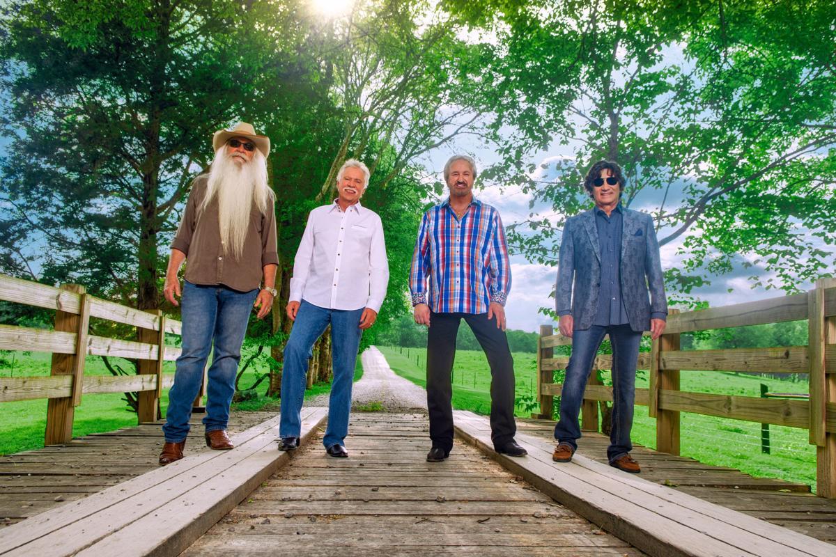 Oak Ridge Boys plan Dec. 20 Christmas show at Adler | Entertainment ...