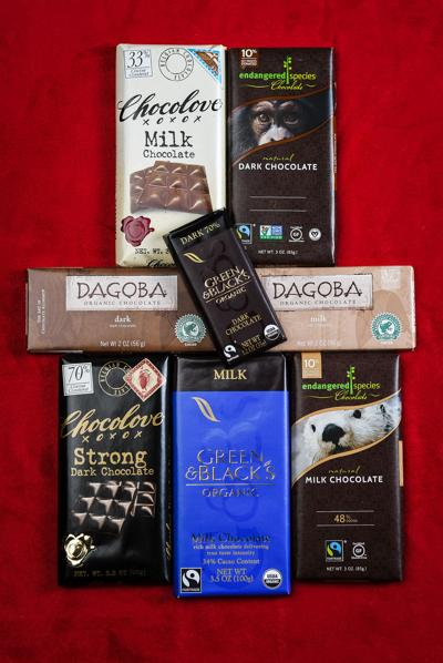 For the love of chocolate: 8 varieties put to the test