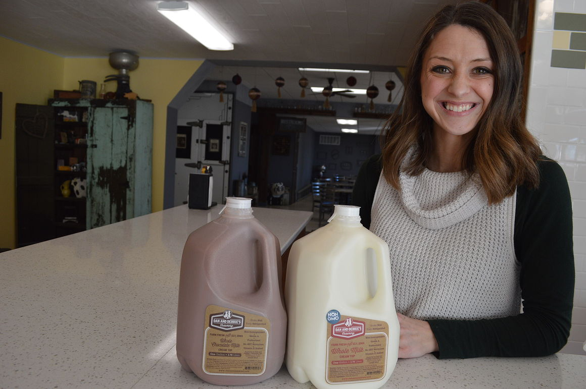 A dairy delight: Couple finds success with Iowa creamery