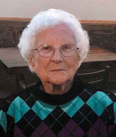 Ella M. Ehrecke