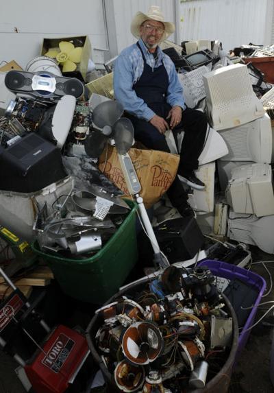 d68c2bbeaffe7 Cowboy s Recycling wrangles e-waste