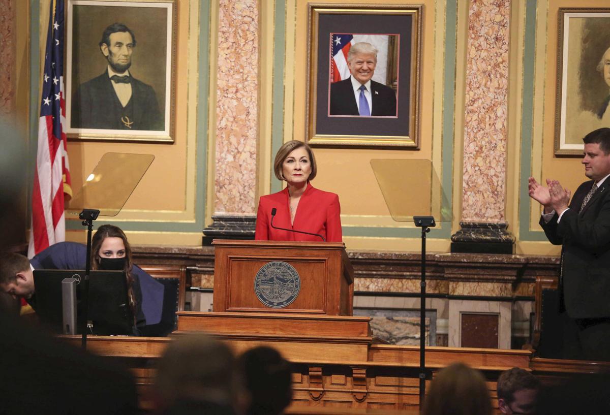 Iowa State of State