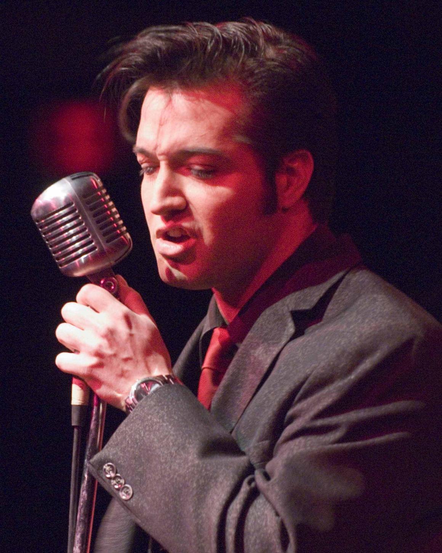 Robert Shaw Returns To Circa As Young Elvis Life