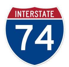 i-74 logo