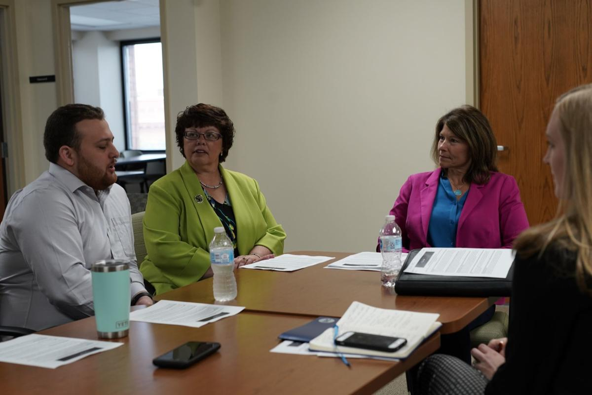 A3 Nursing roundtable in Moline