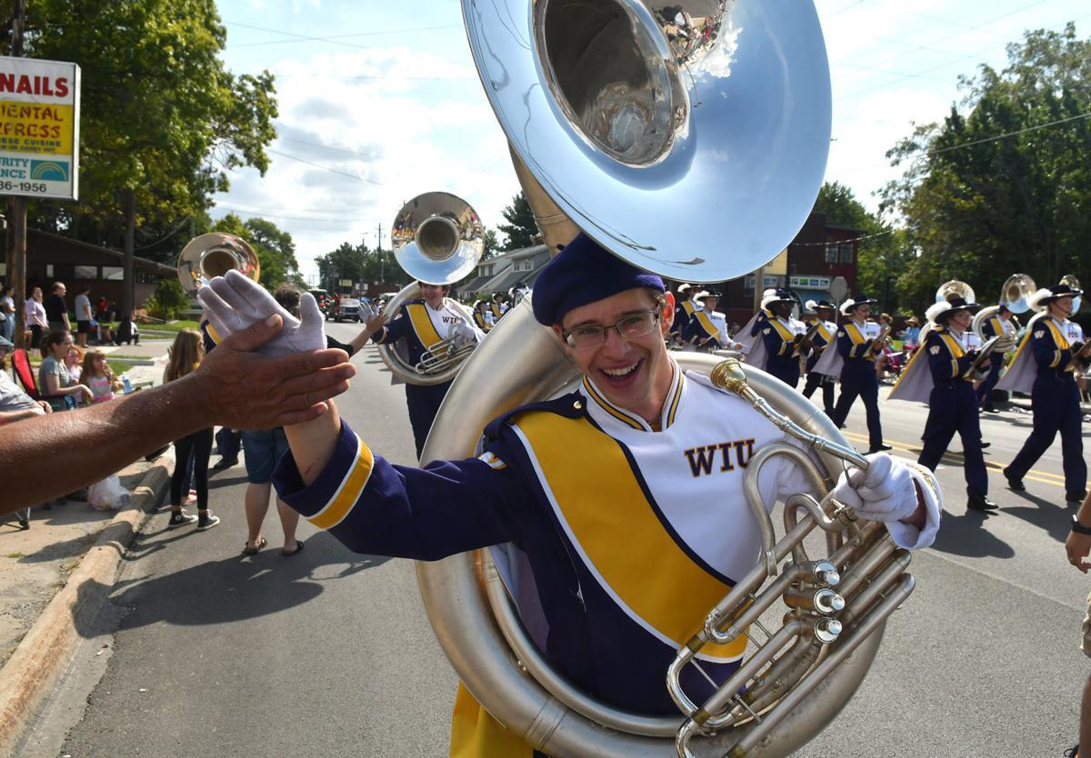 The 35th annual Rock Island Labor Day Parade