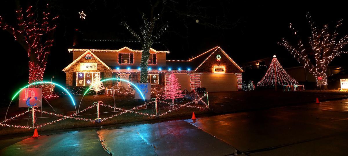 Free Christmas Events 2020 Davenport Iowa Kall Christmas Lights illuminate Davenport neighborhood, spark a