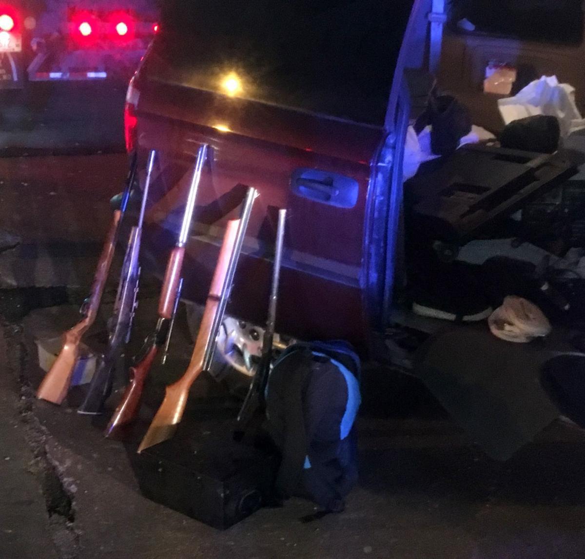 Three people arrested after fatal crash identified | Crime