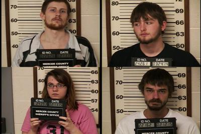 Mercer County meth defendants in court | Crime & Courts