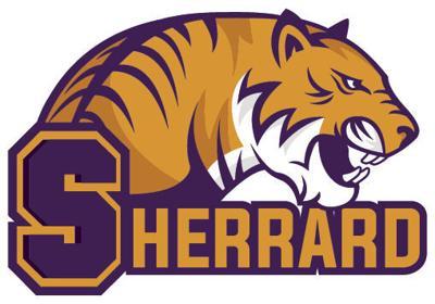 new sherrard HS logo