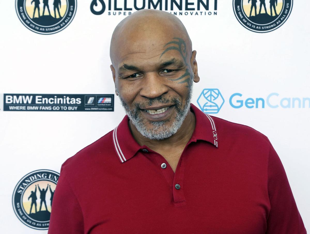 Tyson Jones Boxing