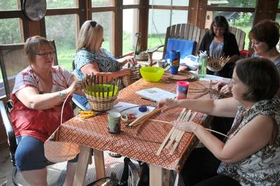 Woven together: Q-C Basketry Guild fosters community and creativity