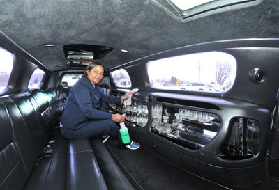 'Each day is so awesome,' says Q-C limo driver