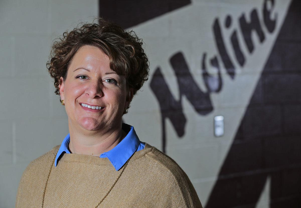 Sanders first female principal at Moline High School since ...