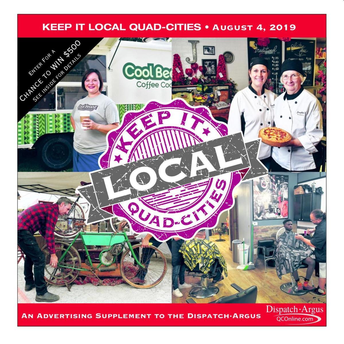 Keep it local - September 2019