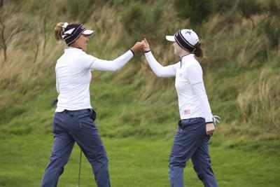 Britain Golf Solheim Cup